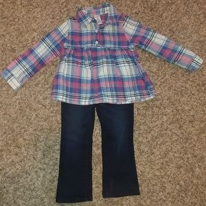 3T Girls Outfit